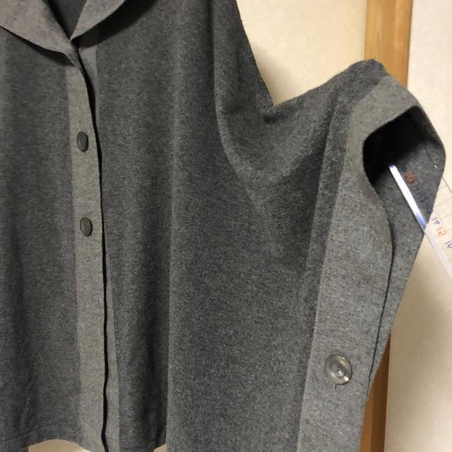 HANAE MORI(ハナエモリ)のハナエ モリ  ポンチョ レディースのジャケット/アウター(ポンチョ)の商品写真