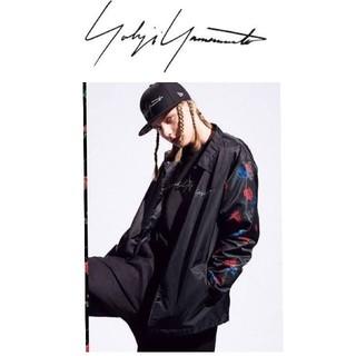 Yohji Yamamoto - 美品 YOHJI YAMAMOTO x NEW ERA Coach Jacket