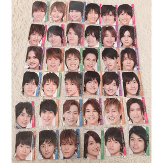 ジャニーズ(Johnny's)のMyojo データカード(男性アイドル)