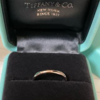 Tiffany & Co. - ティファニー ✨ pt950  クラシックバンドリング