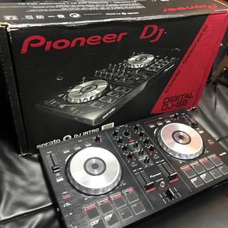 パイオニア(Pioneer)の【美品】DDJ SB Pioneer コントローラ(DJコントローラー)