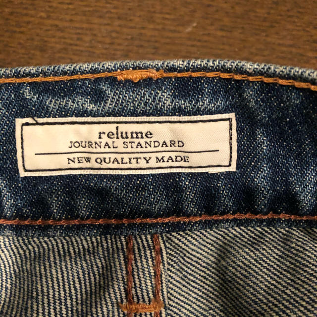 JOURNAL STANDARD(ジャーナルスタンダード)のジャーナルスタンダード レリューム メンズのパンツ(デニム/ジーンズ)の商品写真