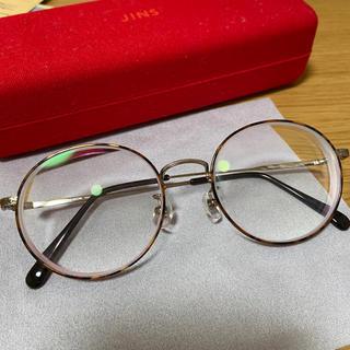 ジンズ(JINS)のJINS メガネ 度付き 丸メガネ クラシック(サングラス/メガネ)