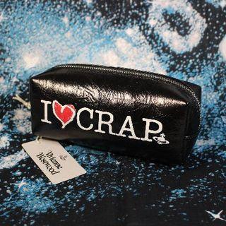 Vivienne Westwood - 19/20 aw  「I LOVE CRAP」シリーズ 小物入れ