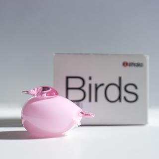 イッタラ(iittala)のOiva Toikka Valentine bird イッタラ  バード (置物)