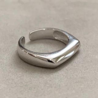 シルバー925 スリムリング シルバーリング silver925(リング(指輪))