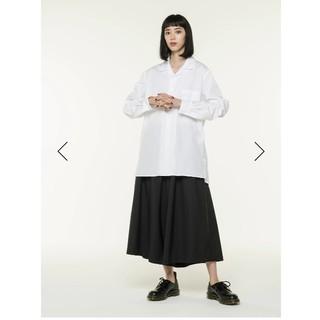Yohji Yamamoto - S'YTE 100/2 Broad Open Collar Shirt