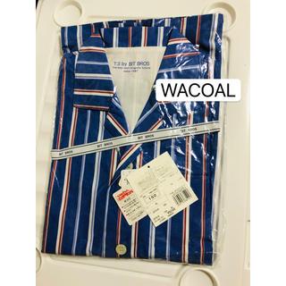 Wacoal - ワコール WACOAL 部屋着 パジャマ 男女兼用 新品 150 ①