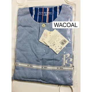Wacoal - ワコール WACOAL 部屋着 パジャマ 男女兼用 新品 150  ラスト