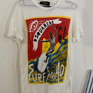 ディースクエアード(DSQUARED2)のディースクエアード Tシャツ  最終値引き(Tシャツ/カットソー(半袖/袖なし))