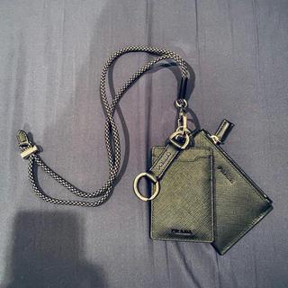 プラダ(PRADA)のPRADA プラダ ネックウォレット(折り財布)