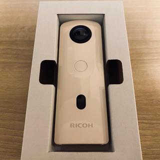 リコー(RICOH)のRICOH THETA SC2 美品 保証有 12月発売新製品 ベージュ リコー(コンパクトデジタルカメラ)