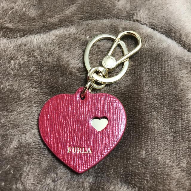 Furla(フルラ)のフルラ  キーホルダー ハート キーリング  レディースのファッション小物(キーホルダー)の商品写真