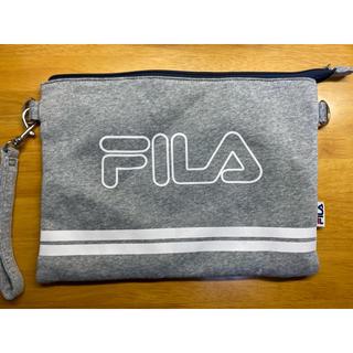フィラ(FILA)のFILA クラッチバッグ(ハンドバッグ)