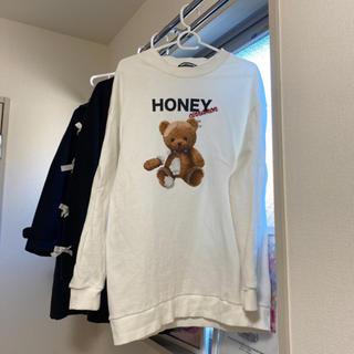 Honey Cinnamon - Honey Cinnamon くま トレーナー