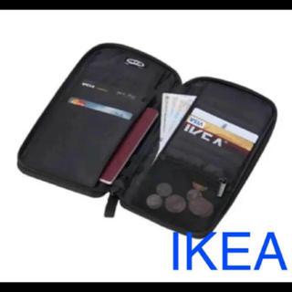 IKEA - ♢廃番品♢ IKEA VINTER パスポートケース ラスト①