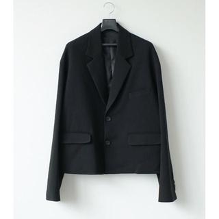 ステュディオス(STUDIOUS)のCropped jacket (テーラードジャケット)
