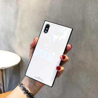 【iPhone7/8 ホワイト】iPhoneケース