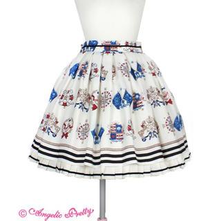 アンジェリックプリティー(Angelic Pretty)のAngelic pretty Vintage Marine スカート(ひざ丈スカート)