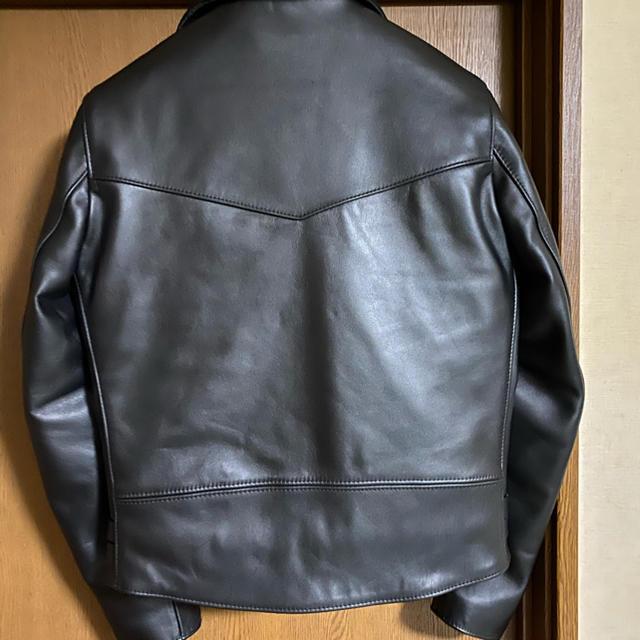 Lewis Leathers(ルイスレザー)のLewis leathers ルイスレザー 391T カウレザー サイズ40 メンズのジャケット/アウター(ライダースジャケット)の商品写真