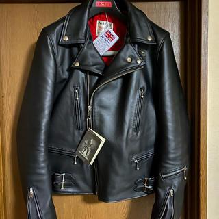 ルイスレザー(Lewis Leathers)のLewis leathers ルイスレザー 391T カウレザー サイズ40(ライダースジャケット)