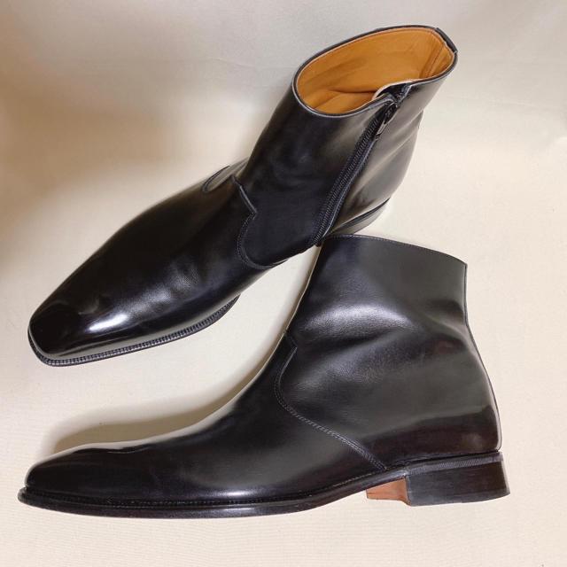 REGAL(リーガル)のBRAIN BREAKERS サイドジップブーツ メンズの靴/シューズ(ブーツ)の商品写真