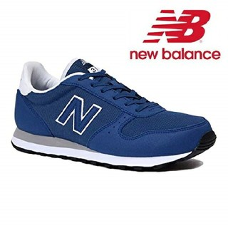 New Balance - 新品送料無料♪29%OFF!ニューバランス⭐️スタイリッシュネイビー225㎝