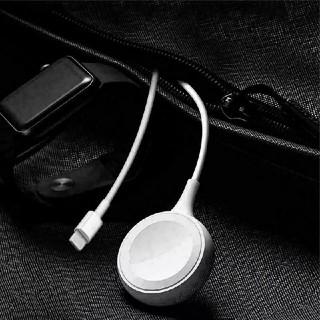 Apple - iphone Applewatch アップルウォッチ 2in1充電ケーブル