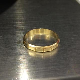 K18 指輪 9号