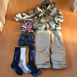 スキーウェアー  150cm    まとめ売り