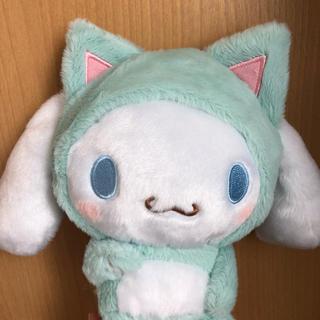 シナモロール - シナモロール  ぬいぐるみ ネコ 2体セット
