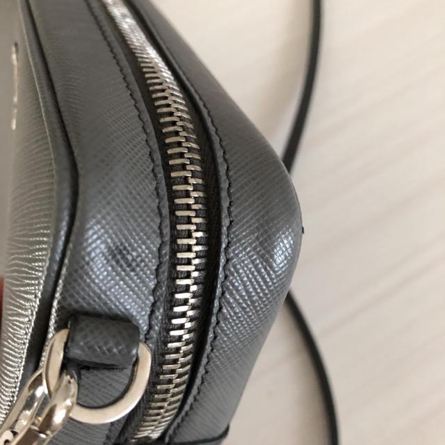 PRADA(プラダ)のぺこり様 専用 プラダミニショルダーバッグ ポシェット 斜めがけ レディースのバッグ(ショルダーバッグ)の商品写真
