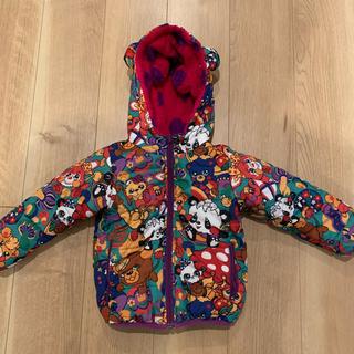 グラグラ(GrandGround)のグラグラ リバーシブルジャンパー 90 リュック付き(ジャケット/上着)
