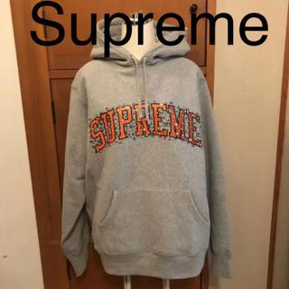 Supreme - 最終値下げ! Supreme シュプリーム ウォーターアーチロゴパーカー M