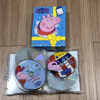 新品 ペッパピッグ 英語 DVD 10枚※リージョンフリープレーヤー必要
