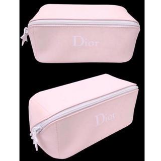 Dior - Dior ディオール 星 チャーム ピンク ポーチ コスメポーチ ノベルティ