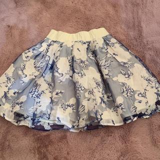 evelyn - オーガンジースカート