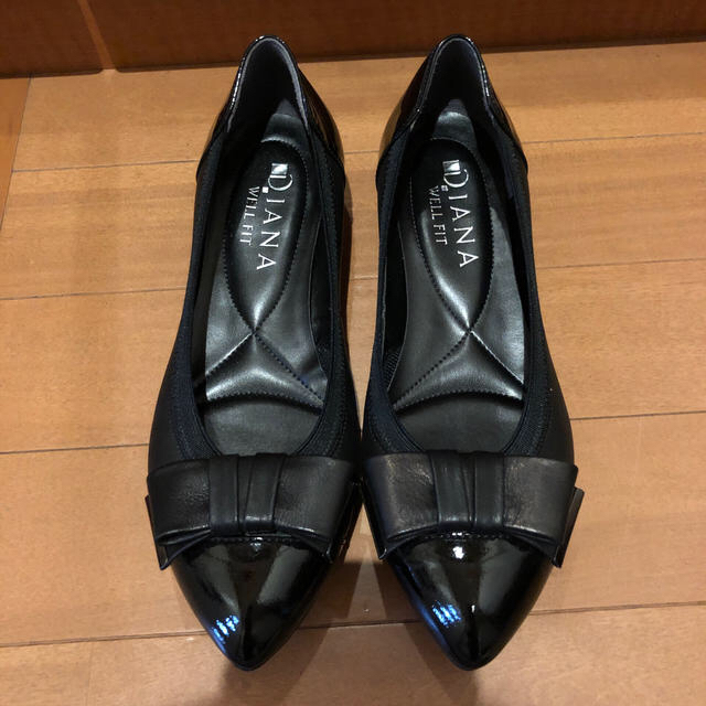 DIANA(ダイアナ)のダイアナ WELL FIT パンプス 22.5cm☆ レディースの靴/シューズ(ハイヒール/パンプス)の商品写真