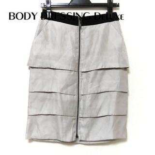 BODY DRESSING Deluxe - ボディドレッシングデラックス スカート サイズ38 M レディース美品