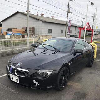 BMW - BMW6 車検長い!