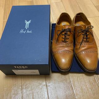 ヤンコ(YANKO)の専用 yanko ヤンコ ビジネスシューズ 靴 3点(ドレス/ビジネス)