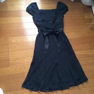 エニィスィス(anySiS)のanysis ドレス(ミディアムドレス)