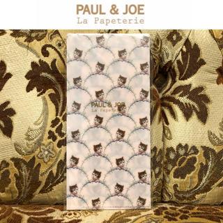ポールアンドジョー(PAUL & JOE)の新品未開封 ポール&ジョー ネコ柄チケットケース(その他)