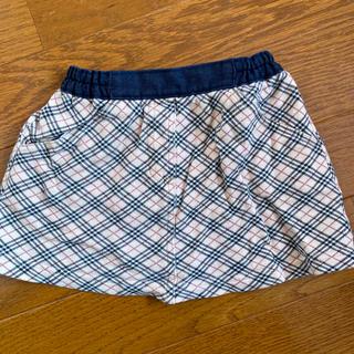 バーバリー(BURBERRY)のベビー スカート(スカート)