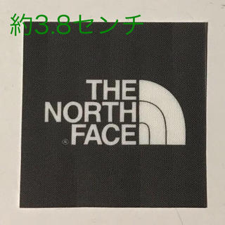 THE NORTH FACE - THE NORTH FACE ワッペン 中 1枚