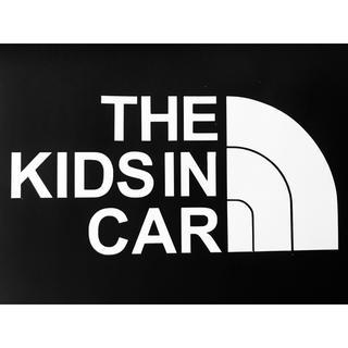 ステッカー KIDS IN CAR