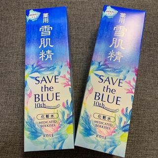セッキセイ(雪肌精)の雪肌精 化粧水 スーパービックボトル500ml 2本セット(化粧水/ローション)