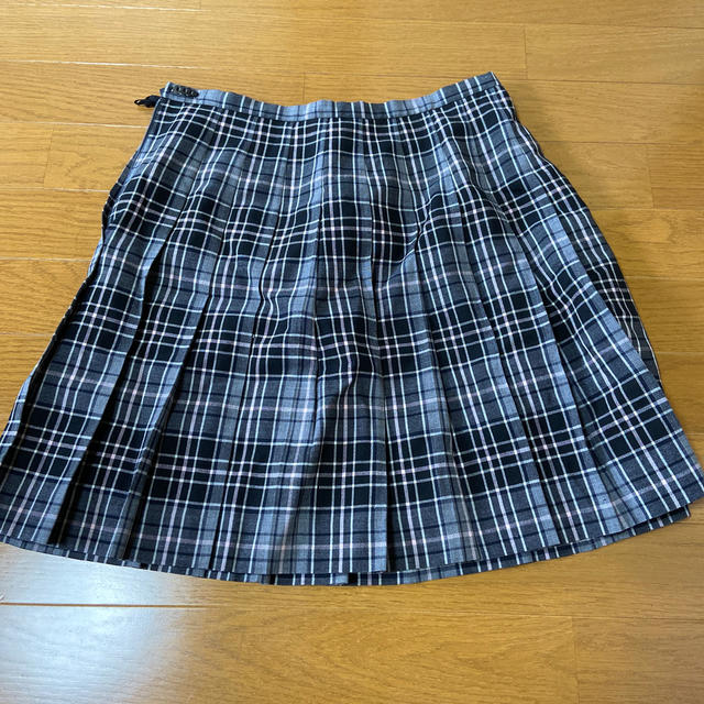 EASTBOY(イーストボーイ)のイーストボーイ プリーツスクールスカート レディースのスカート(ひざ丈スカート)の商品写真
