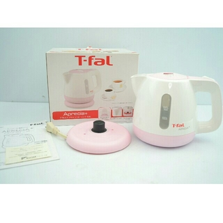 T-fal - T-fal 電気ケトル アプレシア プラス シュガーピンク 0.8L