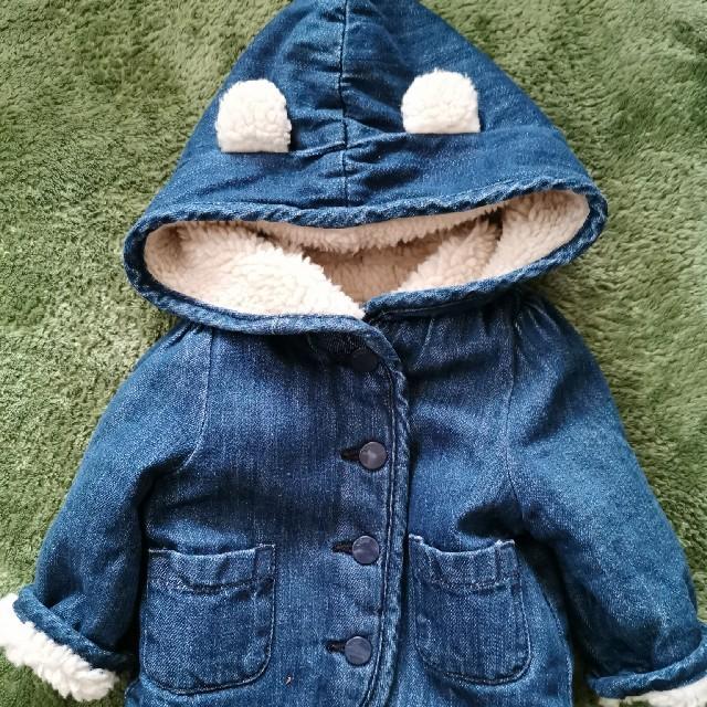 babyGAP(ベビーギャップ)のトトロさま専用 キッズ/ベビー/マタニティのベビー服(~85cm)(ジャケット/コート)の商品写真